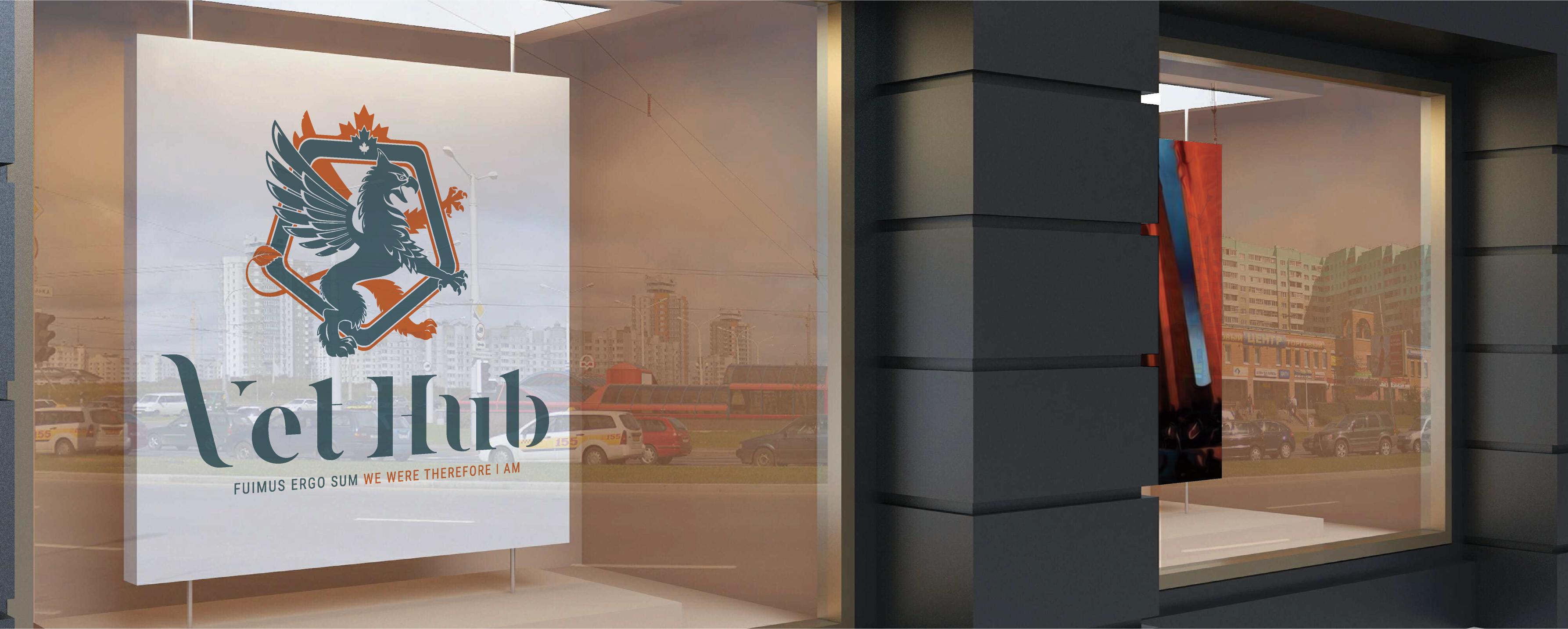 Vet Hub Storefront